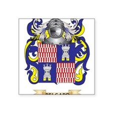 Defiling Coat of Arms Sticker