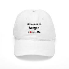 Oregon Loves Me Baseball Cap