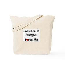 Oregon Loves Me Tote Bag