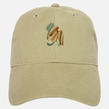 Abstract Nada Baseball Baseball Cap