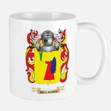 Del Bello Coat of Arms Mug