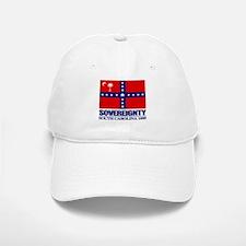 SC Sovereignty Flag Baseball Baseball Baseball Cap