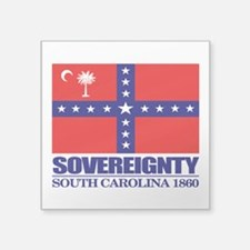 SC Sovereignty Flag Sticker