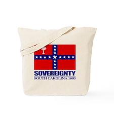 SC Sovereignty Flag Tote Bag