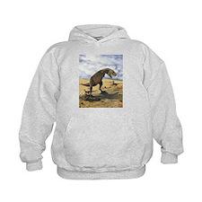 Dinosaur T-Rex Hoodie