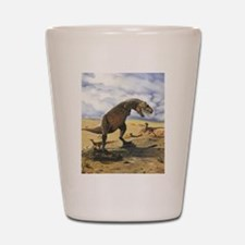 Dinosaur T-Rex Shot Glass