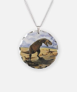 Dinosaur T-Rex Necklace