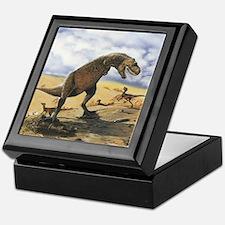 Dinosaur T-Rex Keepsake Box