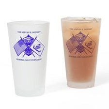 Steve Downey Golf Pint Glass