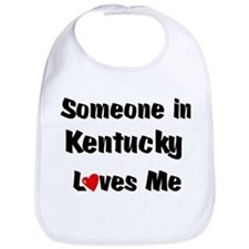 Kentucky Loves Me Bib
