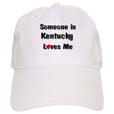 Kentucky Loves Me Baseball Cap