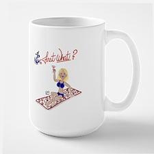 First What? - Blonde Mug