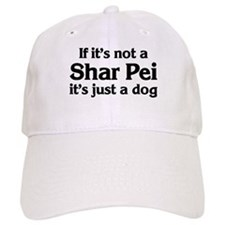 Shar Pei: If it's not Baseball Cap