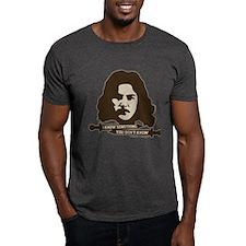 Inigo Montoya Knows Something Dark T-Shirt
