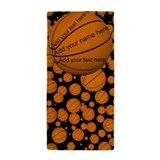 Basketball Beach Towels