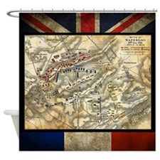 Waterloo Shower Curtain
