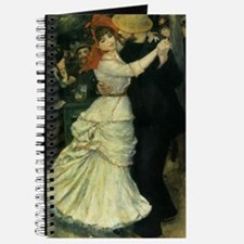 Dance at Bougival by Renoir Journal