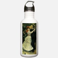 Dance at Bougival by R Water Bottle