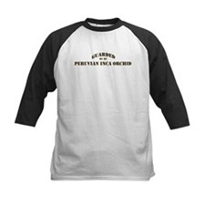 Peruvian Inca Orchid: Guarded Tee