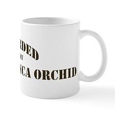Peruvian Inca Orchid: Guarded Mug