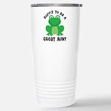 Hoppy to be a Great Aunt Travel Mug