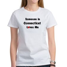 Connecticut Loves Me Tee