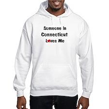 Connecticut Loves Me Hoodie