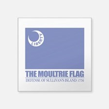 Moultrie Flag Sticker