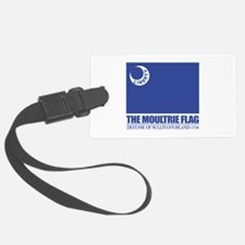 Moultrie Flag Luggage Tag