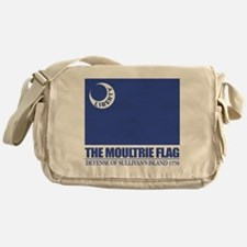 Moultrie Flag Messenger Bag