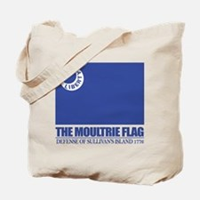 Moultrie Flag Tote Bag