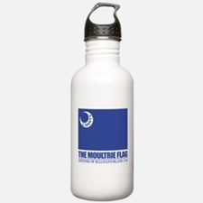 Moultrie Flag Water Bottle