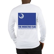 Moultrie Flag Long Sleeve T-Shirt