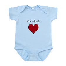 Infant Bodysuit Bebe Miracle