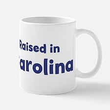 Raised in South Carolina Mug