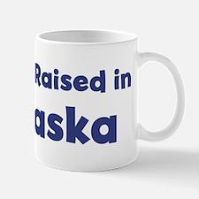 Raised in Nebraska Mug