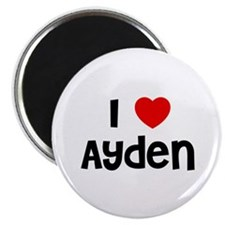 I * Ayden Magnet