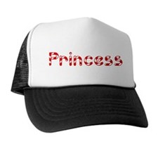 Princess - Candy Cane Trucker Hat