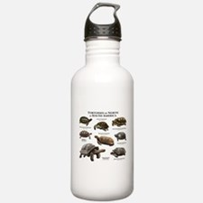 Tortoises of North & South America Water Bottle
