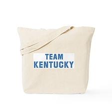 Team KENTUCKY Tote Bag