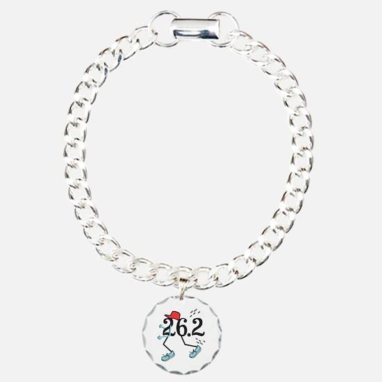Funny Marathoner 26.2 Bracelet