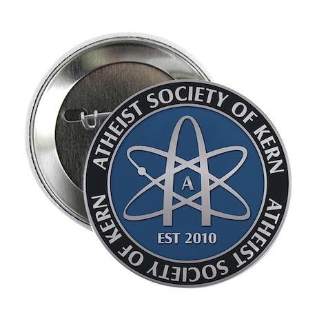 """Atheist Society Of Kern 2.25"""" Button"""