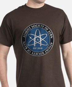 Atheist Society of Kern T-Shirt (up to 4XL)
