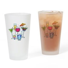 COCKTAIL PARTY GLASSES Drinking Glass