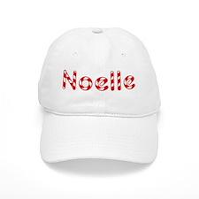 Noelle - Candy Cane Baseball Cap