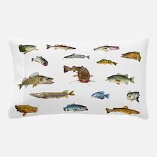 Unique Crappie Pillow Case