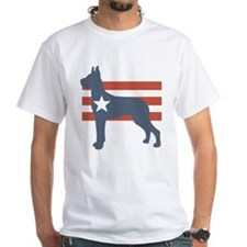 Patriotic Great Dane Shirt