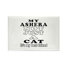 Ashera Cat Designs Rectangle Magnet