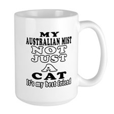 Australian Mist Cat Designs Mug