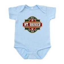 Mt. Rainier Old Label Infant Bodysuit